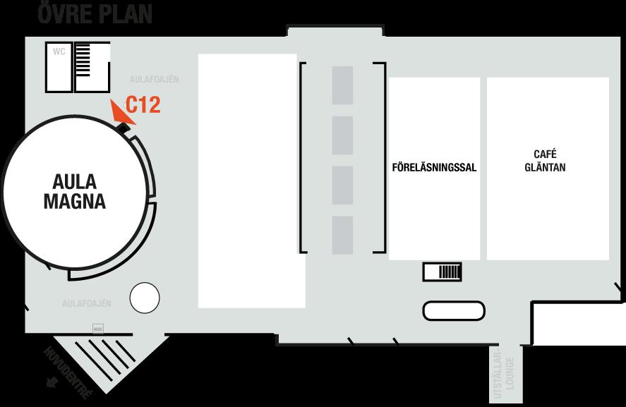 Här är monterplats C12
