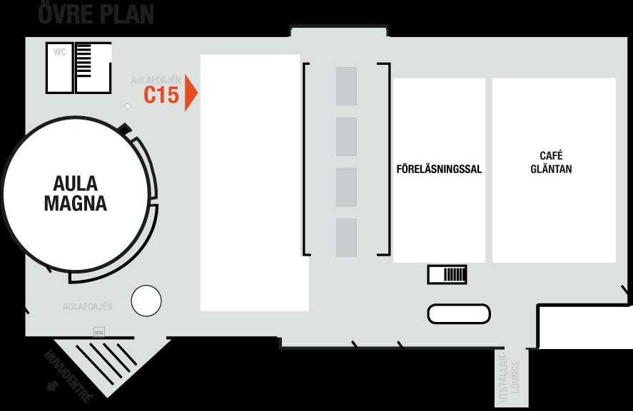 Här är monterplats C15