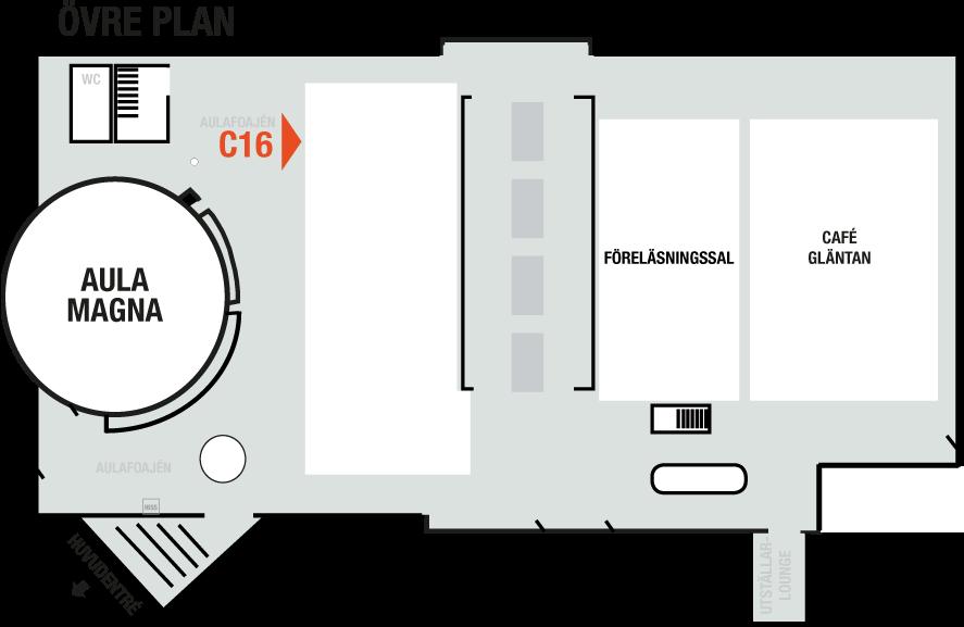 Här är monterplats C16